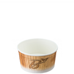 TYPE 102 160ml Ice Cream Cup - Bio-Palm